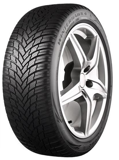 FIRESTONE WINTERHAWK 4 XL 93V