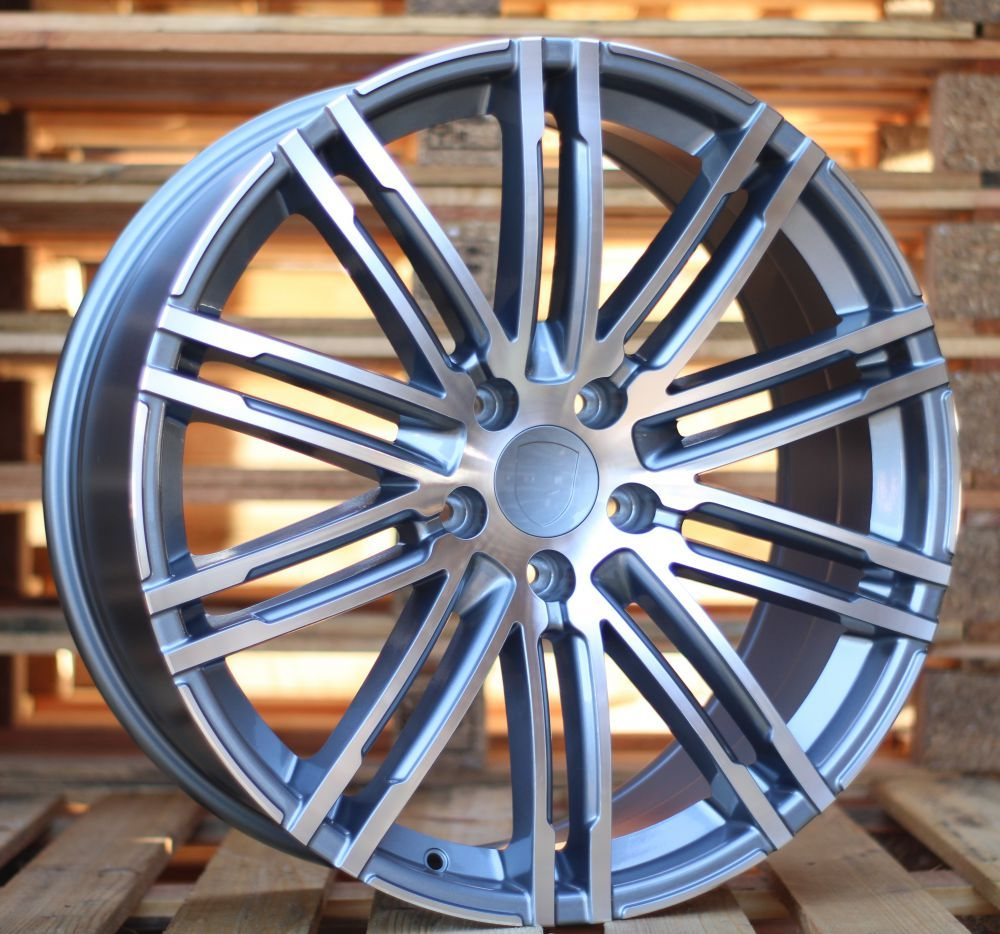 P21X10 5x130 ET50 71.6 BY1026 MG+Powder Coating (G1/MF(T) POR (+5eur) (P+P1)## 10x21 ET51 5x130