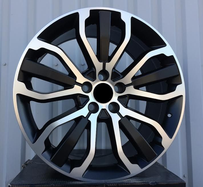 L21X9.5 5X120 ET49 72.6 BY1027 MB+Powder Coating (B/MF(T) LAND(+5eur) (P)## 9.5x21 ET48 5x120
