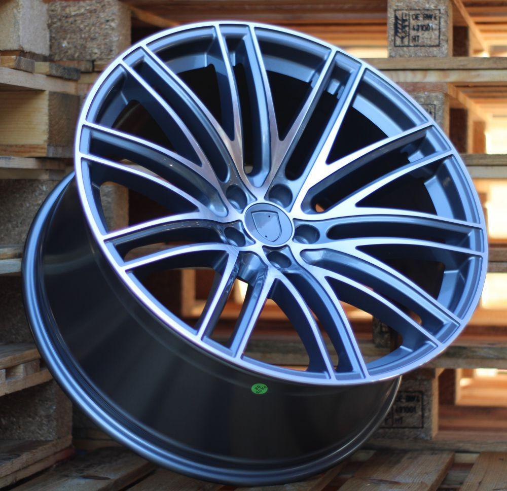 P20X9.5 5x130 ET55 71.6 BY1274 MG (G1/MF) RWR POR (900kg) (K4)## 9.5x20 ET56 5x130
