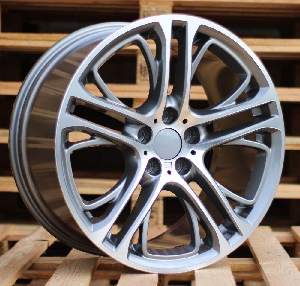 B20X10 5x120 ET51 72.56 BY1600 MG+Powder coating (Rear+Front) RWR BM X3 (+5eur) (P)## 10x20 ET53 5x120