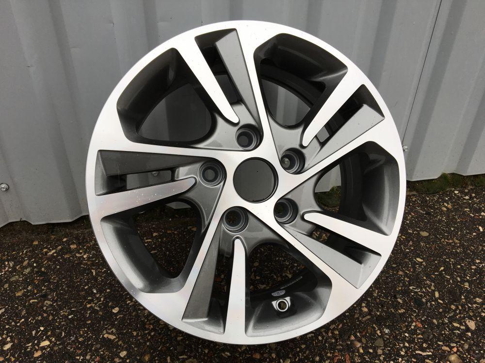 H15X6 5X114.3 ET40 67.1 BK5210 (A5473) MG Hyundai (+10eur) (L3)## 6x15 ET42 5x114.3