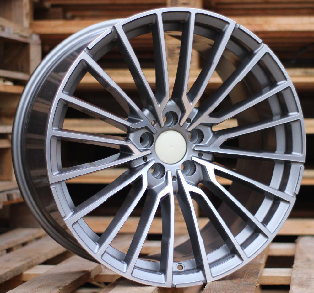 B20X10 5X120 ET41 72.56 BK5569 MG+Powder Coating (Rear+Front) BM (+5eur) ()## 10x20 ET42 5x120