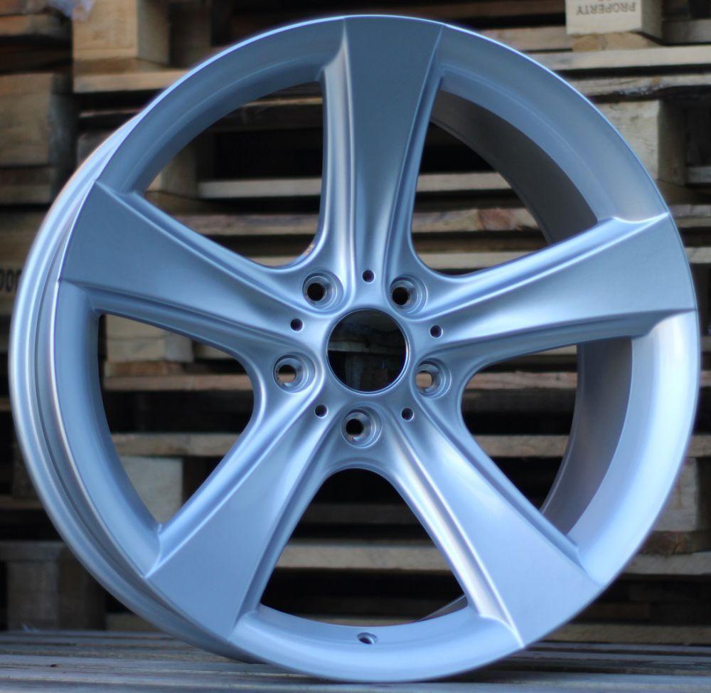 B18X9.5 5X120 ET14 74.1 BK086 SI (Rear+Front) RWR BM (A) 9.5x18 ET14 5x120