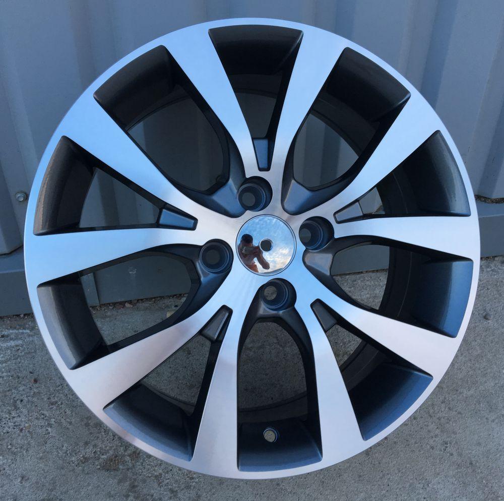 H15X6.5 4X100 ET40 54.1 BK715 MG Hyundai (+3eur)(R)## 6.5x15 ET41 4x100
