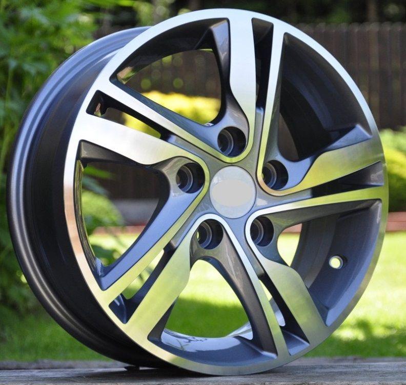 H15X6 4X100 ET46 54.1 BK813 MG Hyundai(+3eur)(R)## 6x15 ET47 4x100