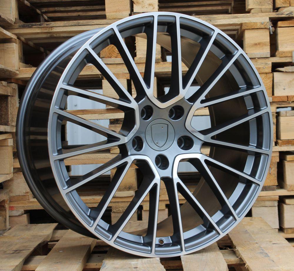 P21X11 5X130 ET58 71.56 FE179 MG (rear+front) RWR POR (K5)## 11x21 ET59 5x130