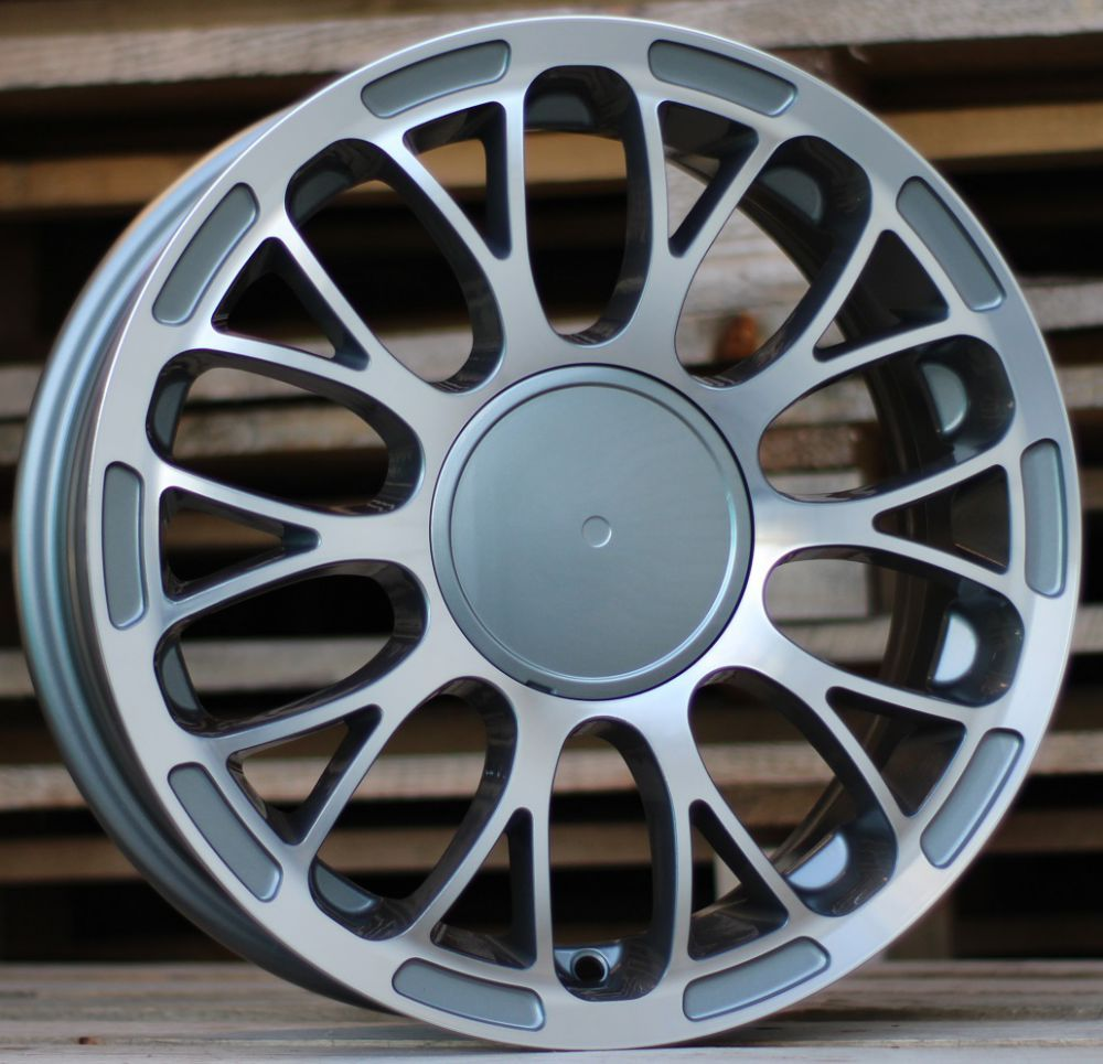F15X6 4X98 ET35 58.1 LU392 MG+Powder Coating RWR FIA (+2eur) (R)## 6x15 ET35 4x98