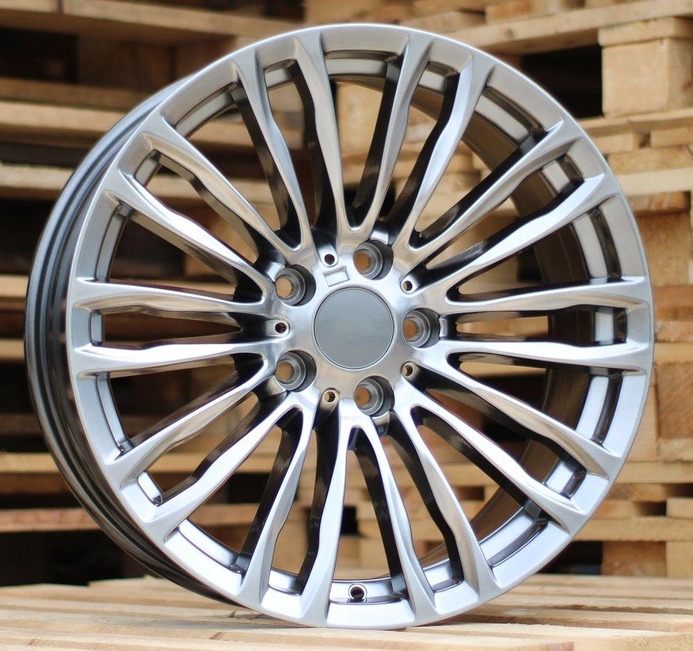 B19X9.5 5X120 ET35 72.6 XF142 HB (Rear+Front) RWR BM (K4+A+K7) 9.5x19 ET35 5x120