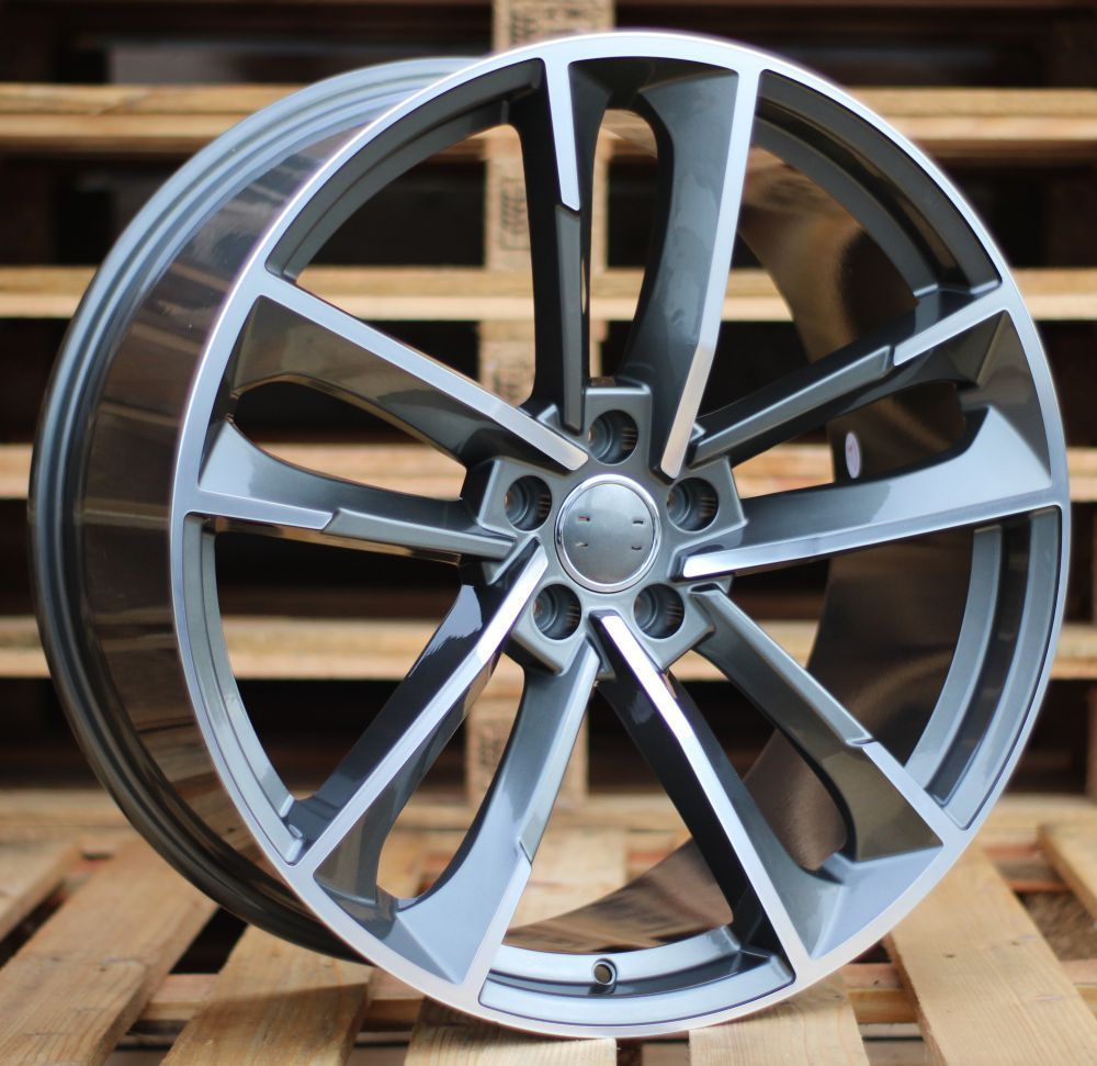 A21X9 5X112 ET33 66.45 XFE81 (A5395) MG+Powder coating RWR AUD (+5eur) (K7)## 9x21 ET34 5x112