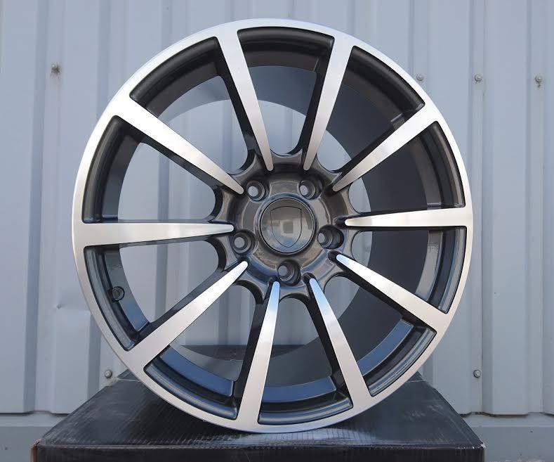 P20X8.5 5X130 ET50 71.5 A1067 MG (MGR) (Rear+Front) RWR POR (K6)## 8.5x20 ET49 5x130