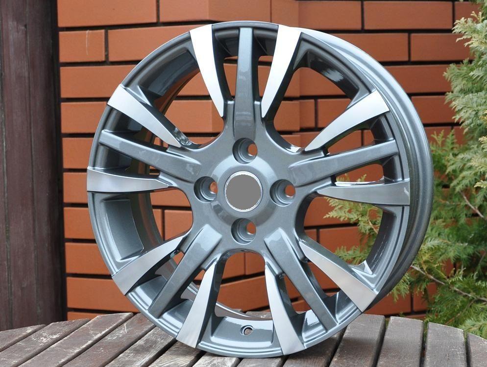 F15X6 4X99 ET35 73.1 5013 MG FIA (+10eur)(L4)## 6x15 ET36 4x99